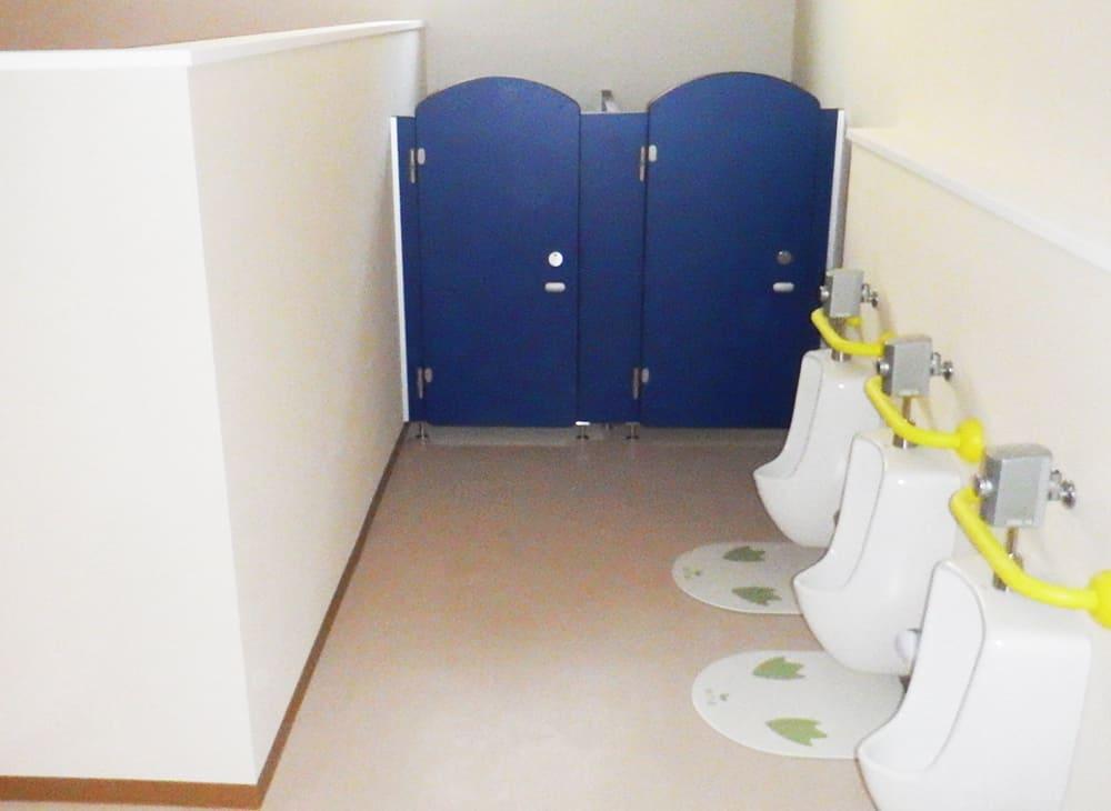 だいこん畑の保育園 トイレ1