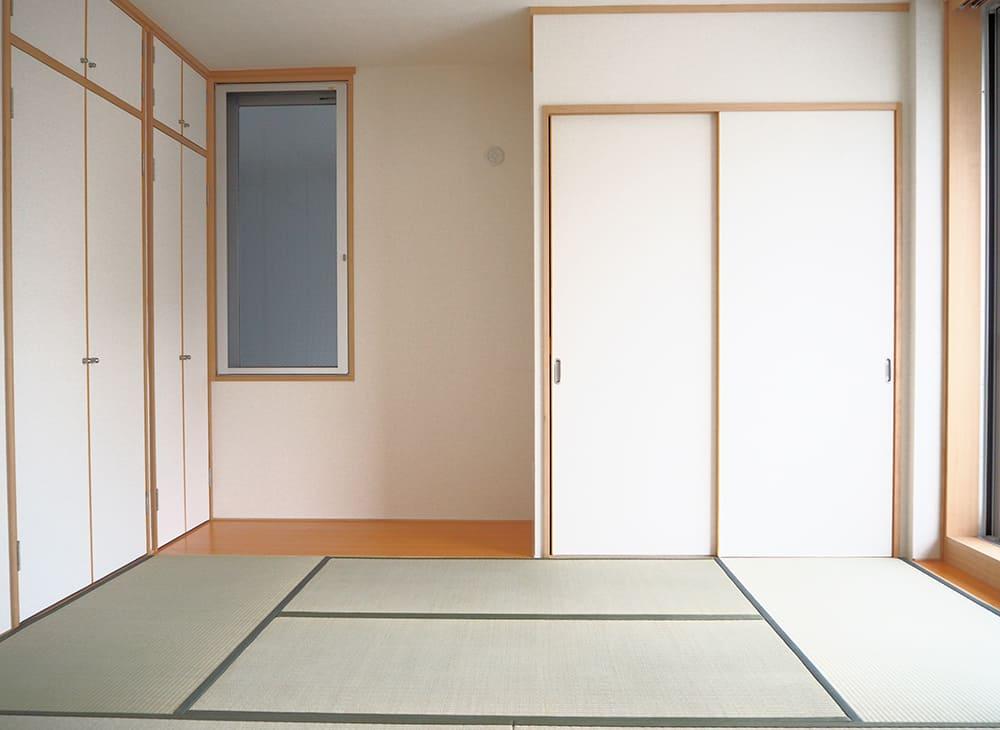 復興公営住宅 富田団地1号棟 内観1(王子建設施工)