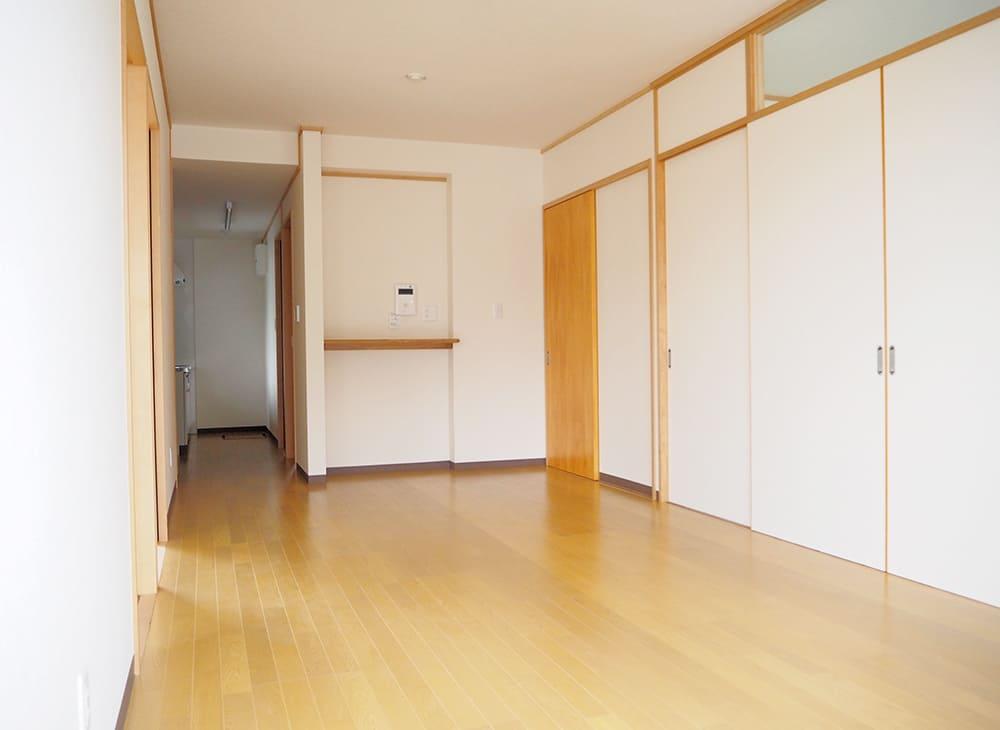 復興公営住宅 富田団地1号棟 内観2(王子建設施工)
