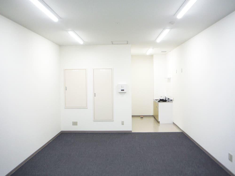 王子建設 法人施設施工事例 内観3