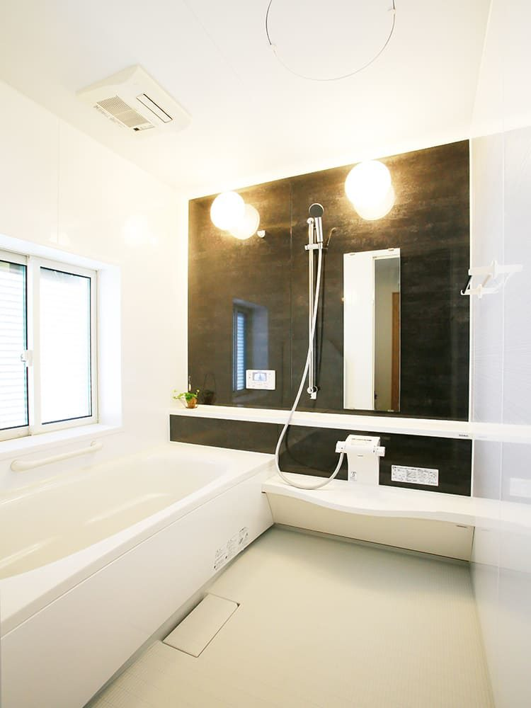 王子建設 個人住宅施工事例 浴室